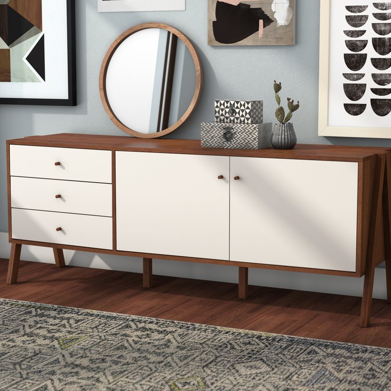 A Mid-Century Modern Styled Sideboard