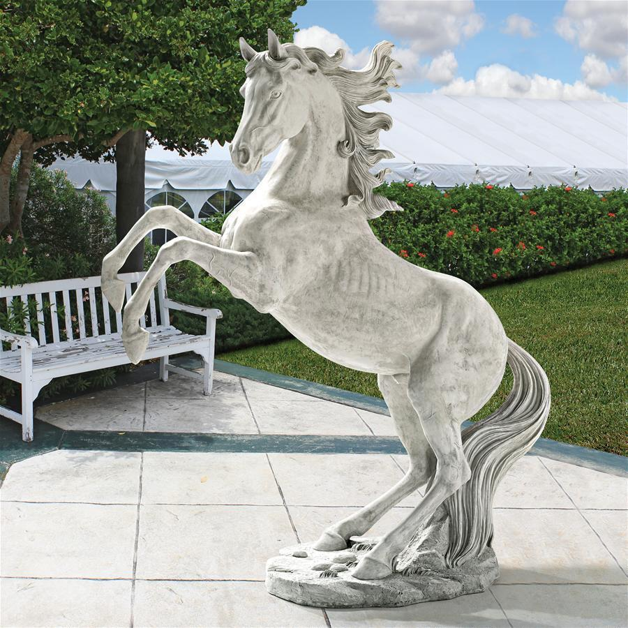 Life Sized Equestrian Horse Statue