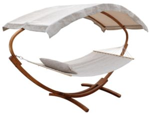Polyester Covered Sun Protection Hammock