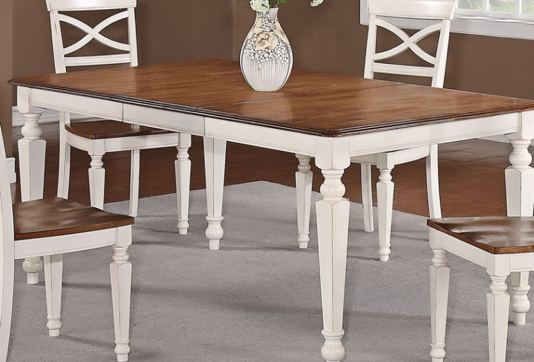 Wildon Home Traditional Extendable Dining Table