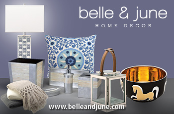 Belle and June Home Decor Sales and Deals