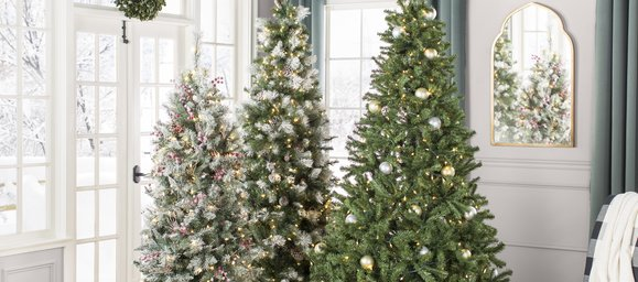 Artificial Christmas Tree Varieties