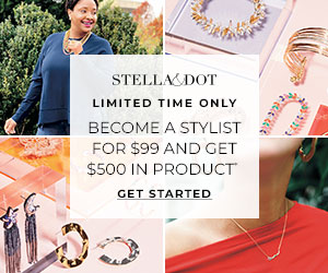 Stella and Dot Work At Home Jewelry Business