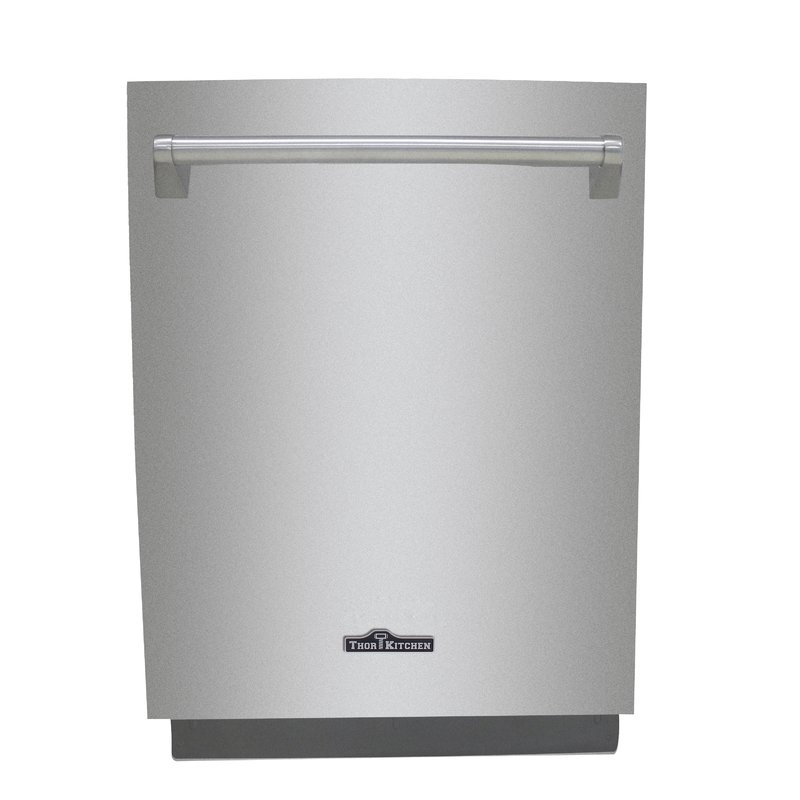 Thor Kitchen Dishwasher with Low Decibel Noise Levels