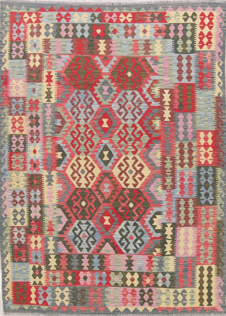 Focal Point Turkish Wool Area Rug