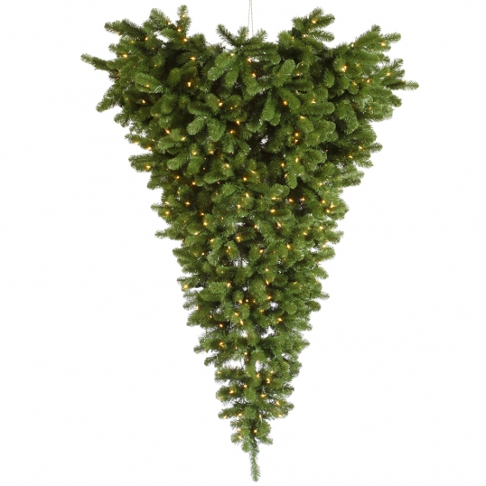 Artificial Upside Down Christmas Tree by APT
