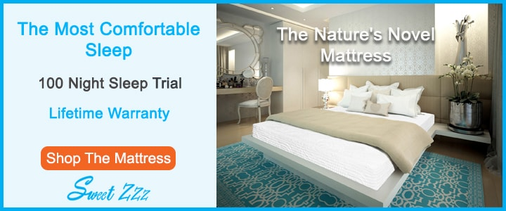 SweetZzz Natural Mattress