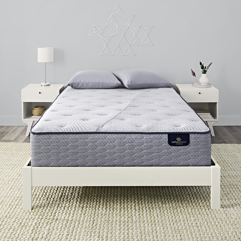 Serta Standale 14 Inch Firm Hybrid Mattress