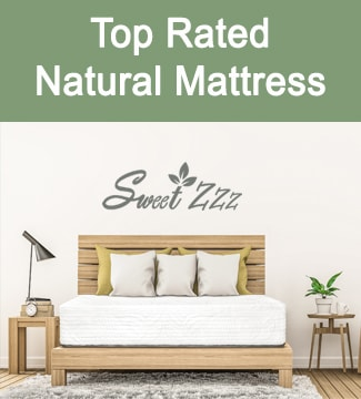 Sweet ZZZ Natural Latex Mattress