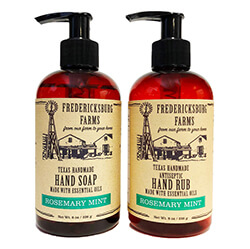 Fredericksburg Farms Antiseptic Hand Soap