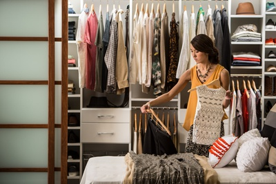 Cleaning and Organizing Your Closet